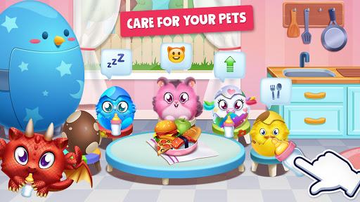 بازی اندروید تاونیز - حیوان خانگی ناز خود را بالا ببرید - Towniz - Raise Your Cute Pet