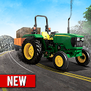 راننده تراکتور کشاورزی