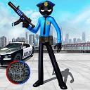 استیکمن قهرمان پلیس ایالات متحده وگاس