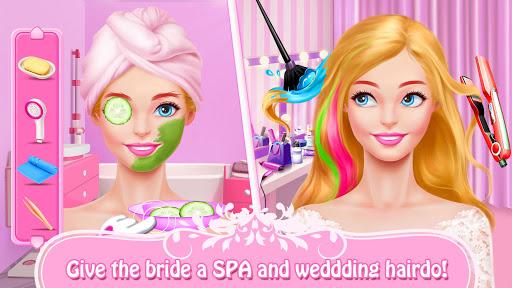 بازی اندروید روز عروسی آرایشگر هنرمند - Wedding Day Makeup Artist