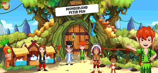 بازی اندروید سرزمین عجایب - ماجراجویی پیتر پن - Wonderland:Peter Pan Adventure